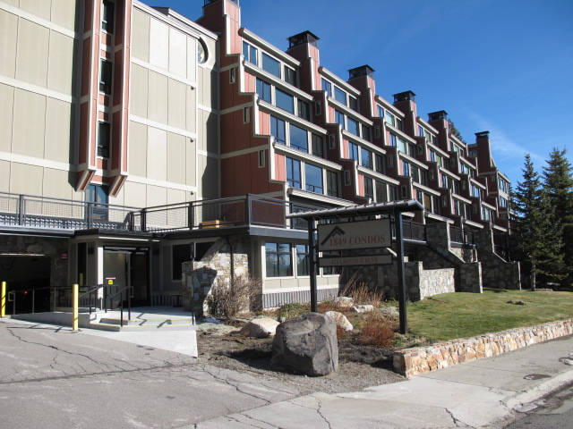 1849 Condos, Mammoth Lakes, California