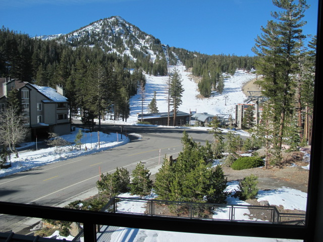 1849 Condos Ski Run View From Phase I