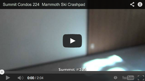 Mammoth Foreclosure  Summit Condos #224
