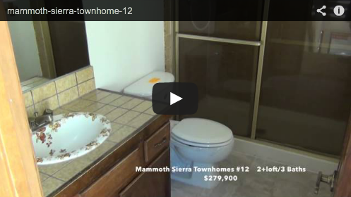 Mammoth Foreclosure   Mammoth Sierra Townhomes 12