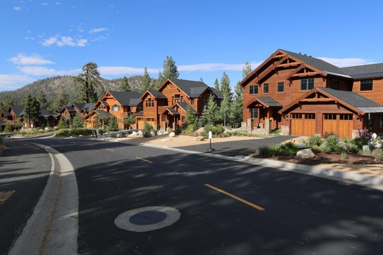 Drought 2015…. But No Building Drought: 7 New Homes Under Construction In Mammoth Lakes