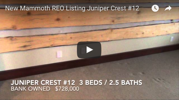 New Mammoth REO Listing   Juniper Crest #12