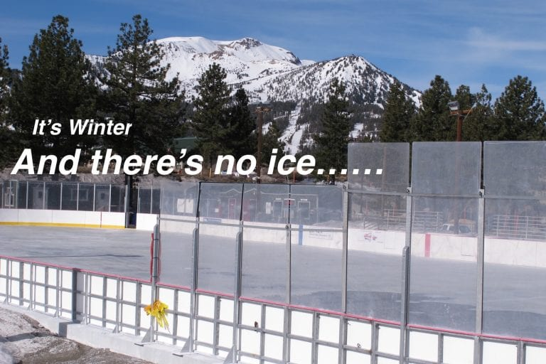 Broker's Report: Scoping the Ice Rink EIR