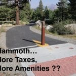Mammoth...More Taxes, More Amenities??
