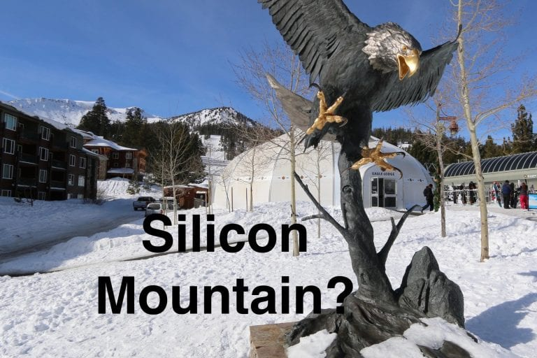 Broker's Report   July 24, 2016  —  Silicon Mountain??