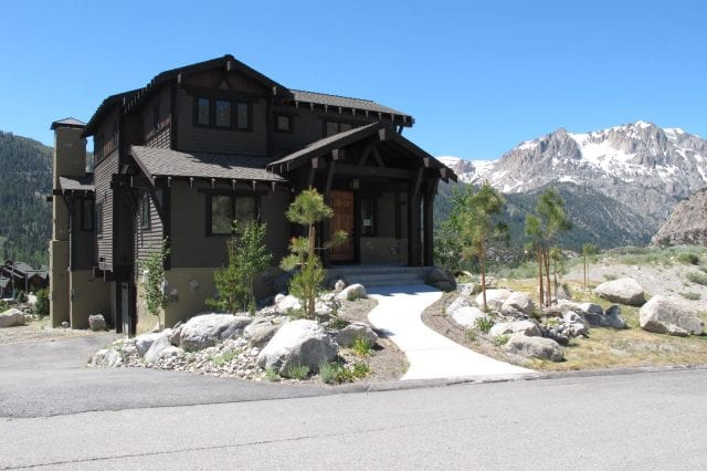 June Lake Foreclosure
