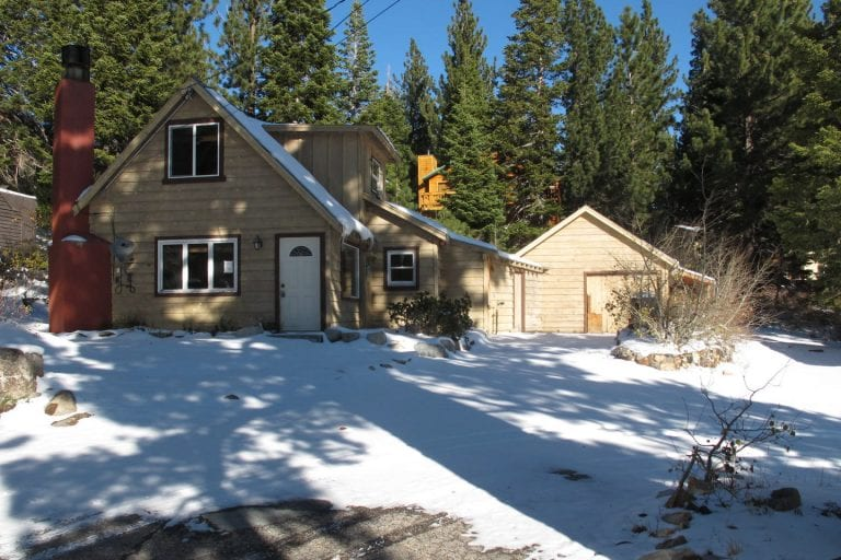 Mammoth Foreclosure of The Week | 1940 Old Mammoth Rd