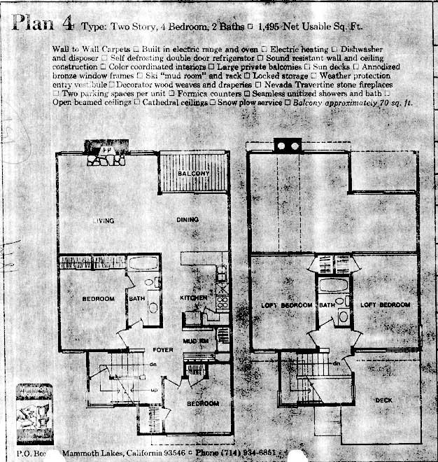 1849 Condos Plan 4
