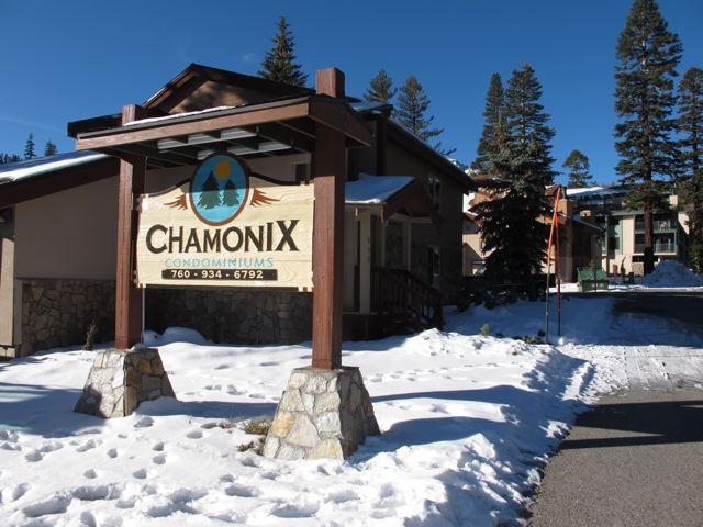 Mammoth Foreclosure of The Week   Chamonix #34