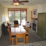 White Mountain Lodge #2209 Living Room