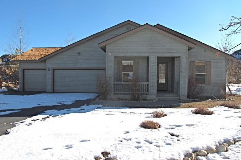 Mammoth Foreclosure of The Week | 14 Larkspur Dr, Crowley Lake