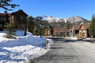 Mammoth Lakes Neighborhoods