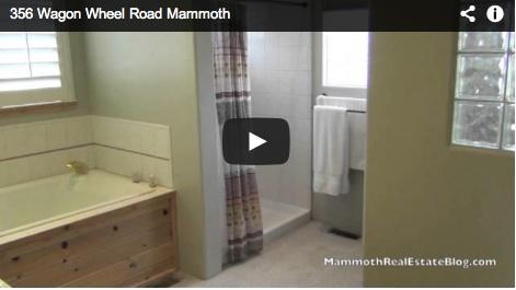 New Mammoth Listing  356 Wagon Wheel Road