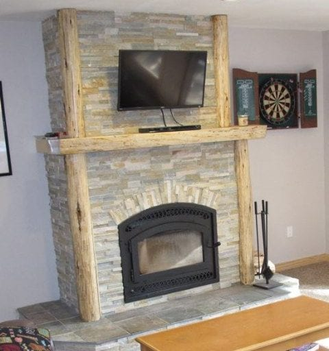 Mammoth Fireplaces––To Burn or Not To Burn??