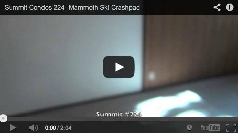 Mammoth Foreclosure  Summit Condos #224