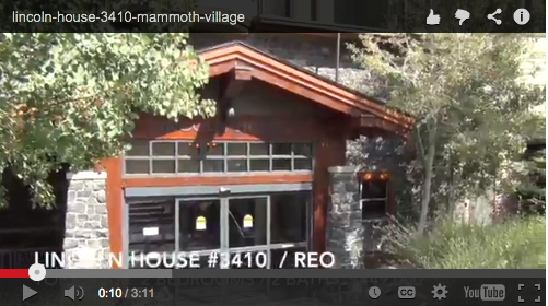Mammoth Foreclosure  Lincoln House #3410