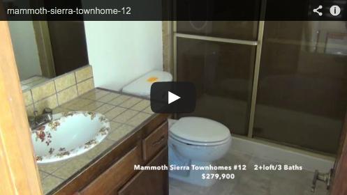 Mammoth Foreclosure   Mammoth Sierra Townhomes 12