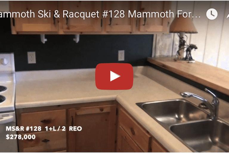 Mammoth Foreclosure  Mammoth Ski & Racquet #128
