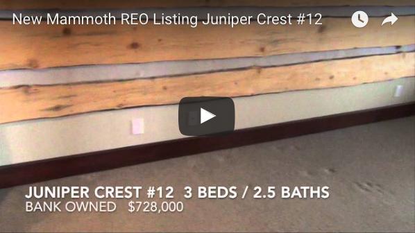 New Mammoth REO Listing   Juniper Crest #12