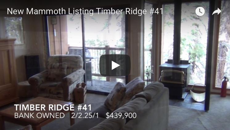 New Mammoth Listing   Timber Ridge #41
